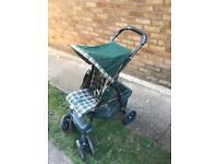 Baby pushchair stroller buggy