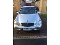 Mercedes C Class good condition