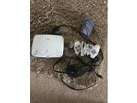 Sony PlayStation 1 PSOne Mini Console W/1 Controller and Cables