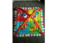 Red Kite Play Gym - Baby Zoo