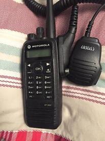 Motorola dp3600 dmr,pmr digital radio