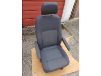 VW Transporter T5 Captain and Bench Seat Set