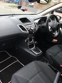 Ford Fiesta Titanium 1.4 Auto 2010 highest spec