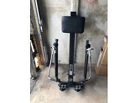 Bargain priced hydraulic rowing machine