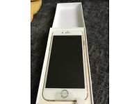Brand new iPhone 6 16gb gold