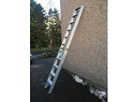 Ramsay Aluminium folding loft ladder
