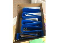 Box 10x Lever Arch Files for A4 Paper Filing