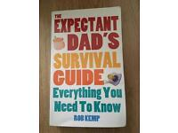 Baby book for expecting dads