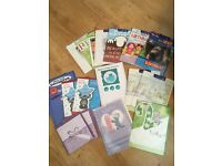 Job Lot of Brand New Greetings cards-363-ideal market trader/car booter