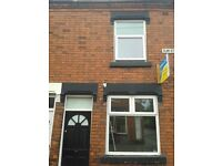 ***LET BY***2 BEDROOM MID-TERRACE PROPERTY-COBRIDGE-LOW RENT-DSS ACCEPTED-NO DEPOSIT-PETS WELCOME^