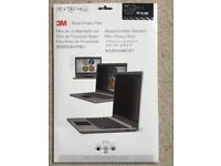 3M Privacy Filter 14 inch for notebook laptop or monitors