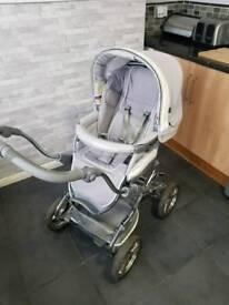 Bebecar push chair/ pram