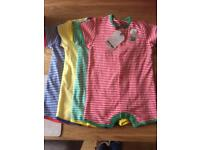 Romper suits x4 up to 3 months brand new