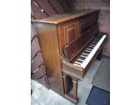 Upright piano - Squire & Longson London