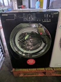 New Graded Hoover Washing Machine (9kg) (12 Month Warranty)