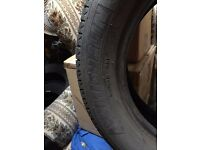 Michelin Energy Tyres Set of Four Part Worn 185/65/R15 88T
