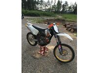 KTM SXF 250 (2008) - £1550 ovno! - not cr yz ktm rm yzf motocross dirt bike