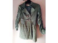 Ladies jacket size 10 -12