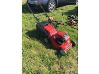 Mountfield self propelled lawnmower