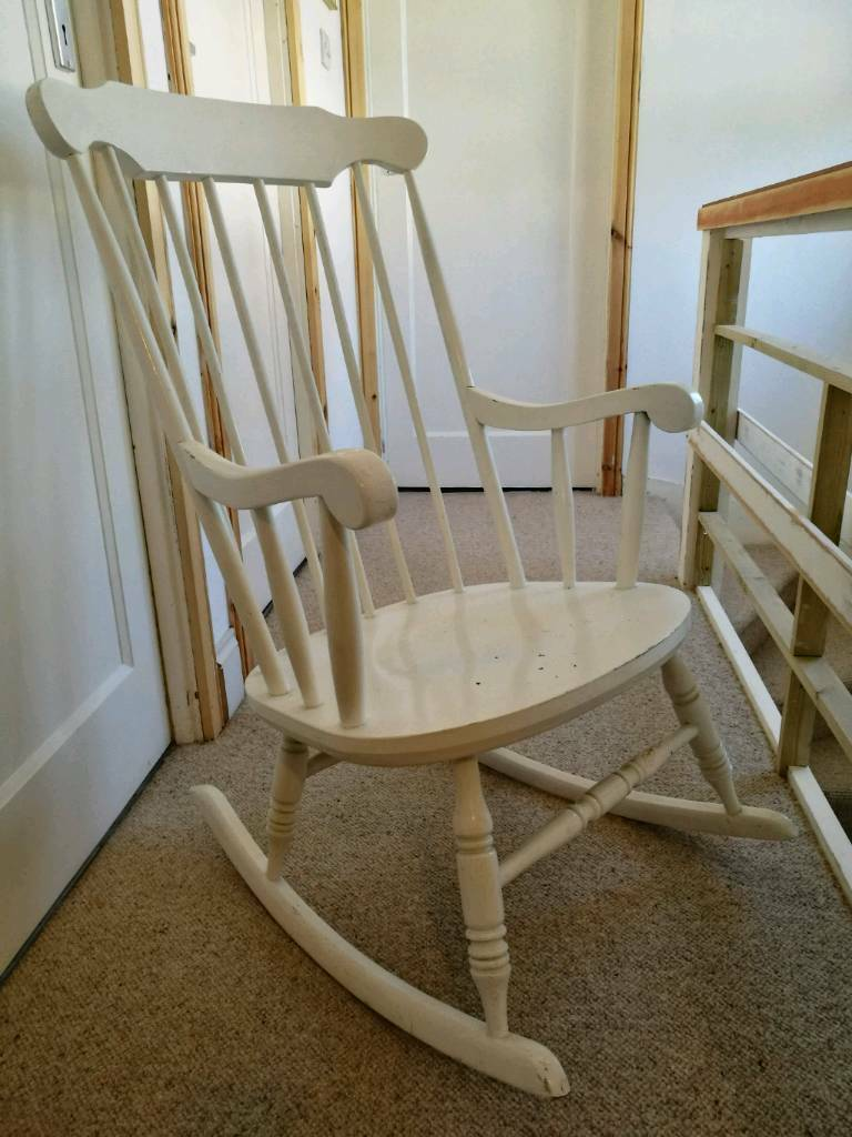 Vintage Rocking Chair Price Reduced In Bromley London Gumtree