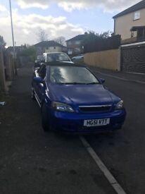 Vauxhall Astra mk4 saab turbo