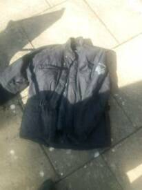Frank Thomas Aqua Jacket