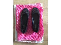 Black Ballerina - shoes size 5