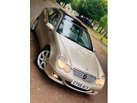 2006 Facelift Mercedes C220 CDI, Coupe - 2.2 Diesel Automatic £1200 px swap