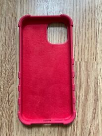 iPhone 12 Case, Red