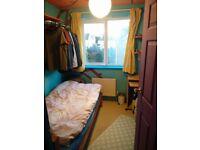 Sunny single room in family home