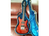 For Sale Westone Spectrum DX electric guitar and case