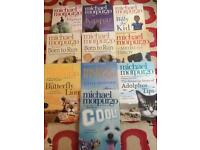 Michael Morpurgo books excellent condition £1 each