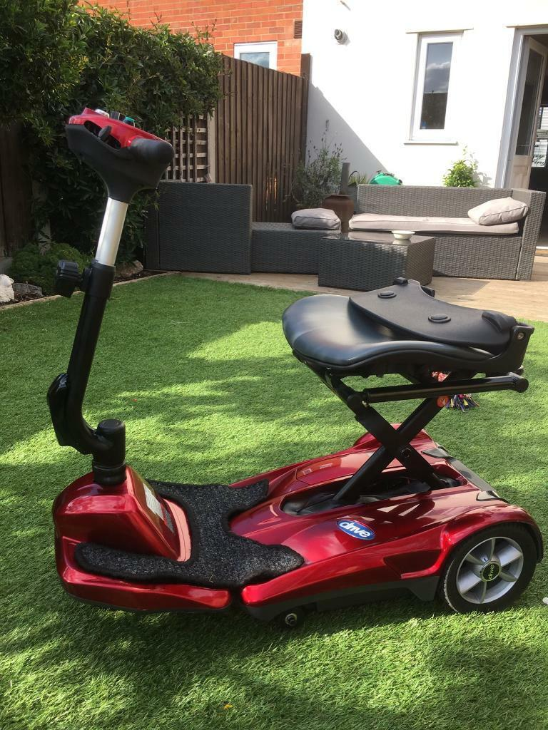 Drive folding mobility scooter (lithium battery) | in South Woodham  Ferrers, Essex | Gumtree
