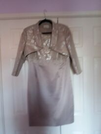 Precis dress and jacket size 16