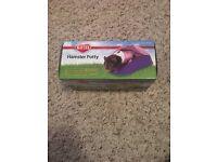 Purple Hamster Potty