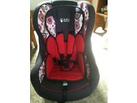 Baby weavers car seat. Excellent condition