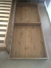 Ikea Underbed Storage Tray
