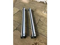 Thule roof bars for Audi Q7 (2006 to 2015)