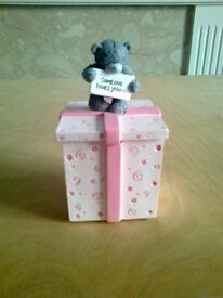"""Me to You """"Someone Loves You"""" Trinket Box"""