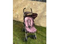 Rare Juicy Couture princess maclaren Limited Edition pushchair baby girl 👶 🍼