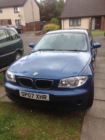 BMW 1.6 1 Series