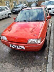 Mk3 Fiesta Ford
