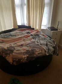 Double room for rent. 470 for single working person.