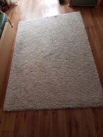 White rug CarpetRight