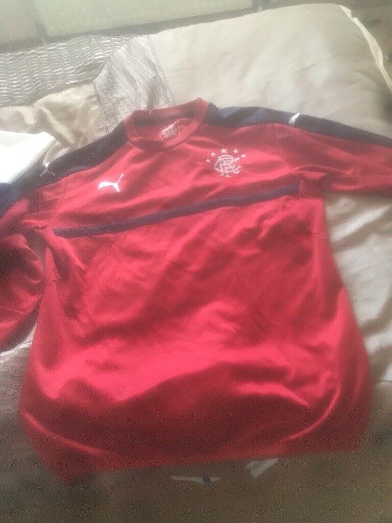 9a40edddf09 Croatia home shirt xl men s in good condtion n rangers fc training top  medium men s. Airdrie ...