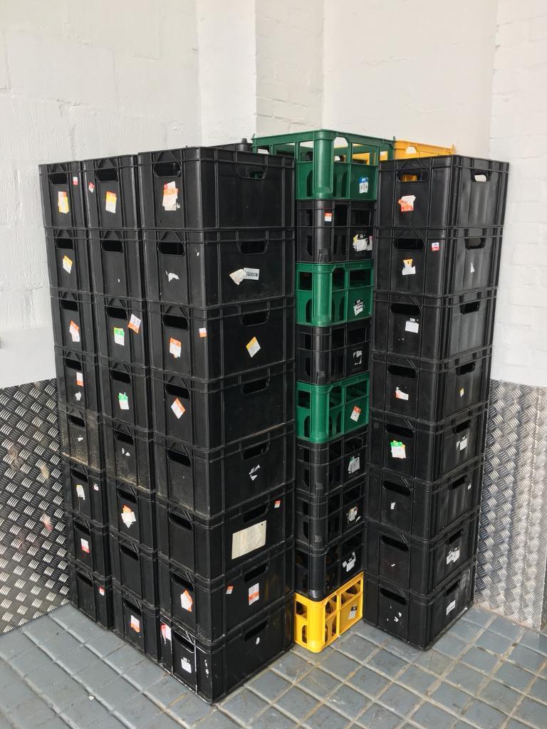 Milk / Juice Crates