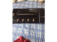 Line 6 HD300 Multi Effects Pedal As New Home Use Only