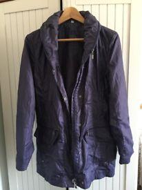 Lightweight ladies jacket - colour: grape