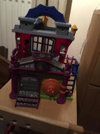 Spider-Man house
