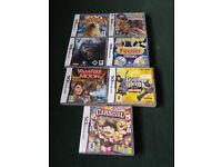Various Nintendo Games